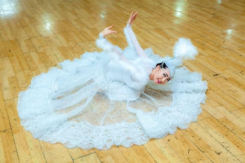 Республиканское государственное казенное предприятие «Государственный ансамбль» танца Республики Казахстан «Салтанат»